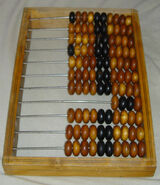 Schoty abacus