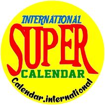 International Super Calendar