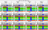 2013 National Week Date Calendar 2013-05-27