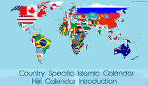 Country-specific-islamic-calendar