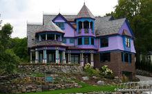 KiowaTrail purple house