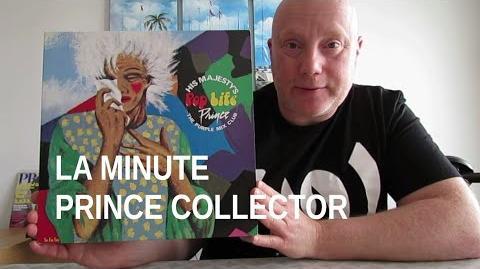 His Majesty's Pop Life & RSD 2019 by DJ Calhoun on La Minute Prince Collector