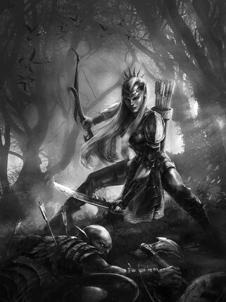 Dark elf final reviewed