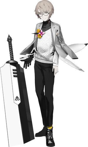 Kensuke Hibiki Catharsis