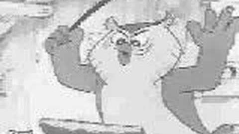 Carosello - Ava come lava Calimero Publicità '68
