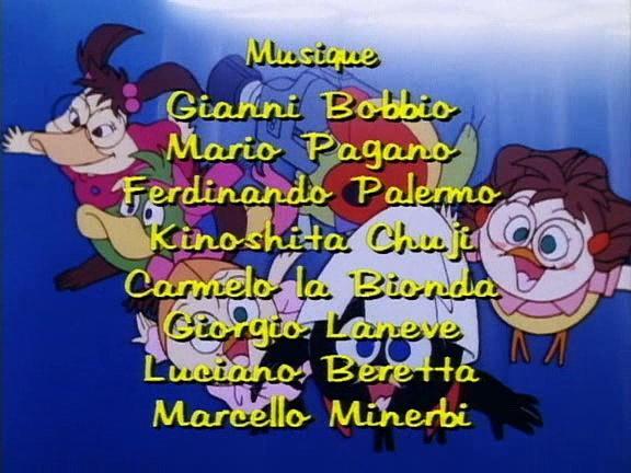 Calimero et ses amis ( Episode 6 ) - Le musicien fantôme (VF)