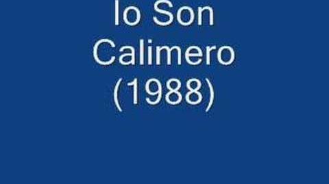 Marco Pavone e Ignazio Colnaghi - io son calimero (1988)