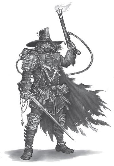 Inquisitor Vownus Kaede, Ordo Hereticus (Xenos)