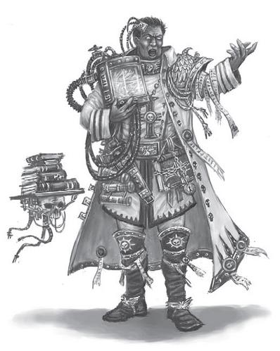 Inquisitor Soldevan, Ordo Hereticus