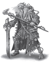Daemonhunter Ahmazzi, Ordo Malleus