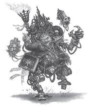 Inquisitor Globus Vaarak, Ordo Hereticus