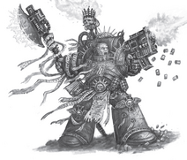 Witch Finder Rykehuss, Ordo Hereticus