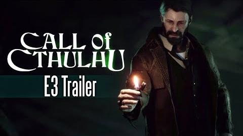 E3 2017 Call Of Cthulhu - E3 Trailer