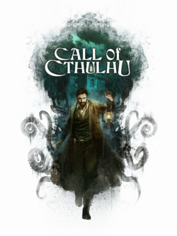 Artwork Call of Cthulhu logo small