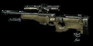 Menu mp weapons l96a1