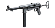 MP40 menu icon WaW