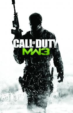 Call of Duty Modern Warfare 3 box art