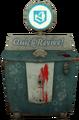 Quick Revive Machine Render