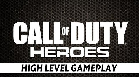 Call of Duty Heroes - High Level Gameplay 1