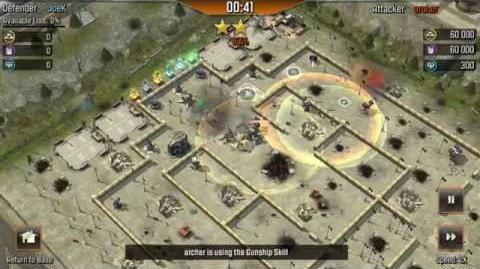 Call of Duty Heroes - Euphoria vs NoBull 3 stars war attacks-2