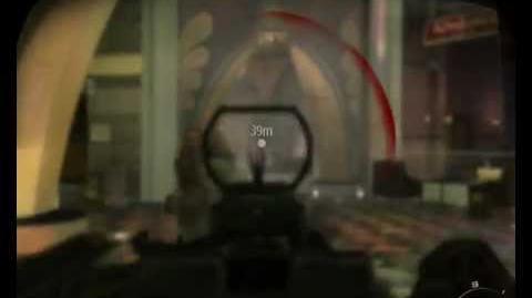 Call of Duty Modern Warfare 3 Концовка