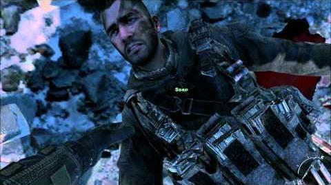 Call of Duty MW3 Soap's death HD!