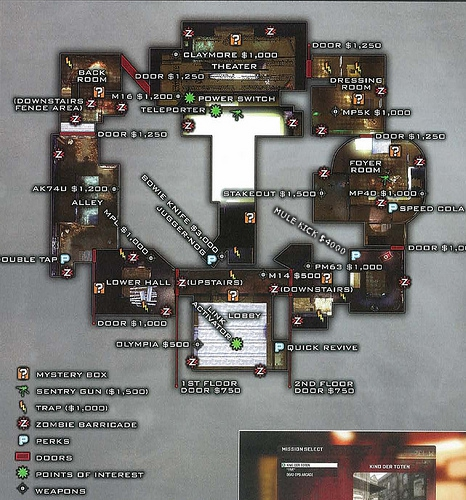 Kino Map Annotated