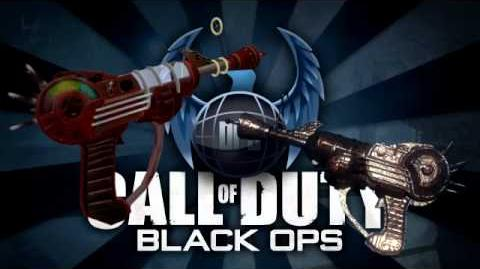 Black Ops Zombies - RayGun Sound Effects (High Quality)