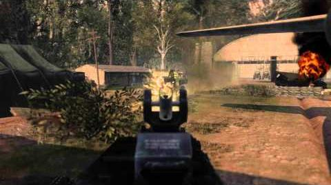 """Call of Duty Black Ops - """"Operation 40"""" Gameplay 3"""