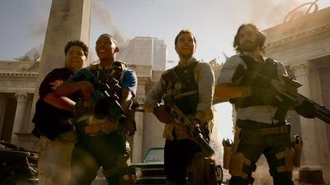 """Official Call of Duty® Ghosts Live-Action Trailer - """"Epic Night Out"""""""
