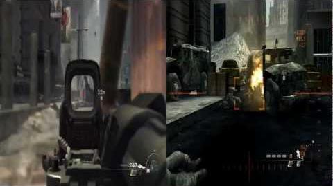 MW3 Wii and Xbox 360 Comparison- HD