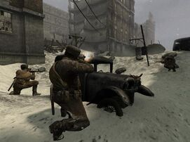 CoD2 Russian Campaign
