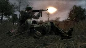 German soldiers engage CoD3