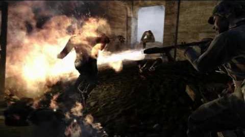 "COD World at War - ""Zombie Mode"" Trailer (Game Trailer HD)"