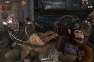 Acivating monkey bomb