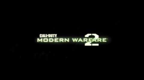 Call of Duty Modern Warfare 2 Challenge Track