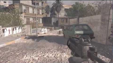 Modern Warfare 2 - Campaign - Team Player