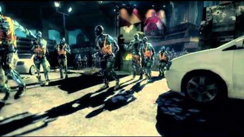 Call Of Duty Online China Robot Zombies New Gametype