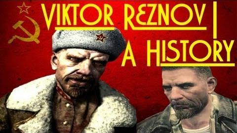 Viktor Reznov A History