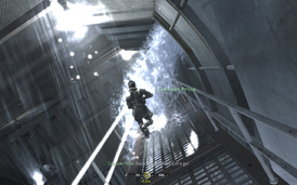 Escaping ship via gangways Crew Expendable CoD4