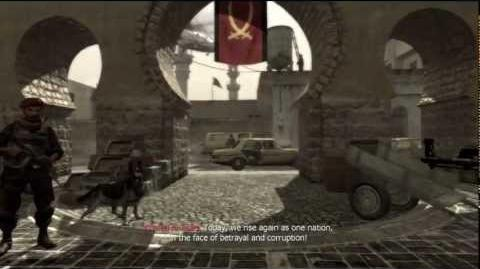 Call of Duty 4 Modern Warfare - Campaign - The Coup