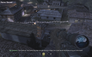 Extra sniping target Blackout CoD4