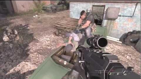 Modern Warfare 2 - Campaign - Takedown