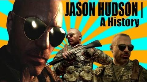 Jason Hudson A History