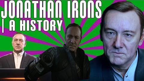 Jonathan Irons A History