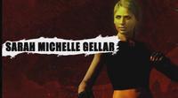 Sarah Michelle Gellar red