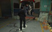 Vladimir Makarov escaping No Russian MW2