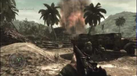Call of Duty World at War - Campaign - Little Resistance