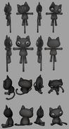 Cat doll1