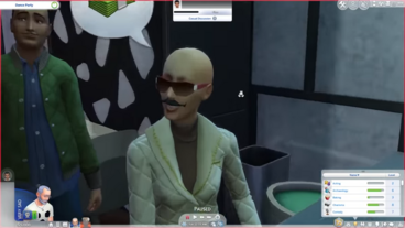 The Sims 4 but going to university was a bad idea 10-53 screenshot